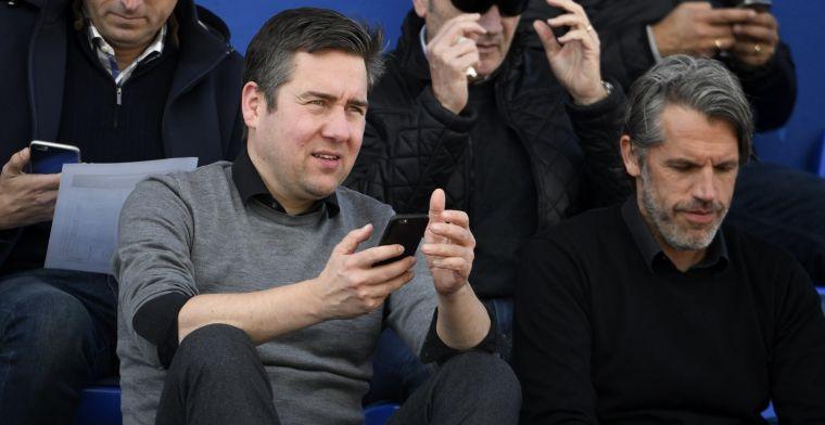 Club Brugge-speler streng aangepakt, maar Mannaert schiet te hulp