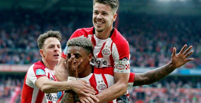 LIVE: PSV kleineert Ajax en heeft 24ste landstitel in historie binnen (gesloten)