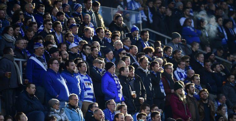 AA Gent-speler stelt teleur: 'Trekt op niks, stel hem niet meer op'