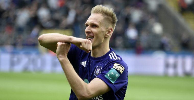 Anderlecht mengt zich weer helemaal in titelstrijd na zege tegen mak Club Brugge