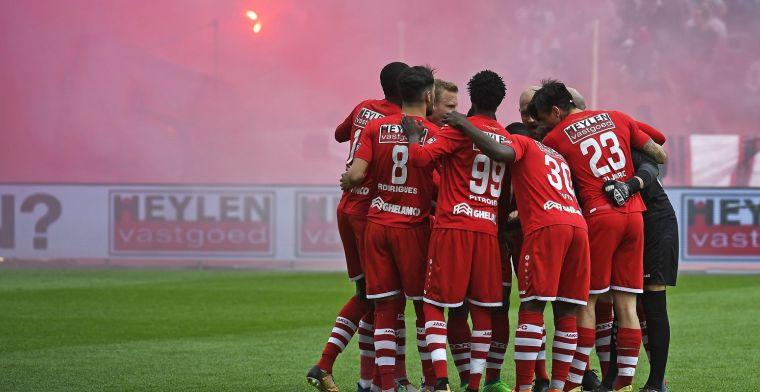 Bosuil schiet in brand, Antwerp kroont zich tot Ploeg Van 't Stad
