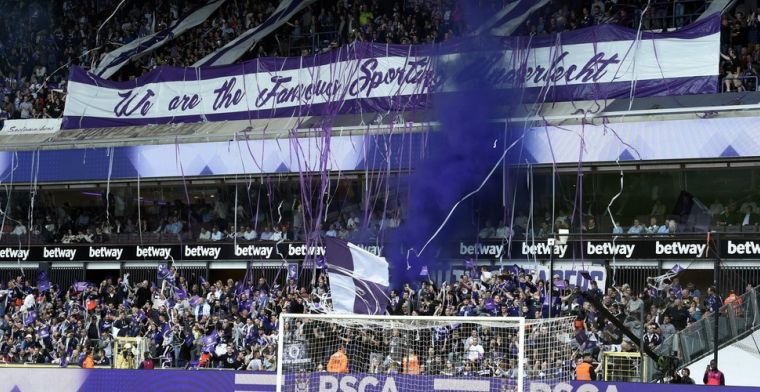 Anderlecht-supporters zwaar onder vuur na bekogeling 'Rafa': 'Shame on you'