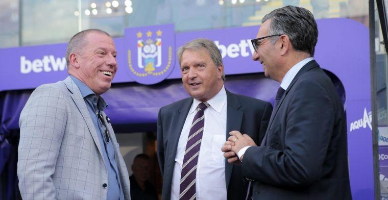 Devroe brengt duidelijkheid over de toekomst van Vanhaezebrouck bij Anderlecht