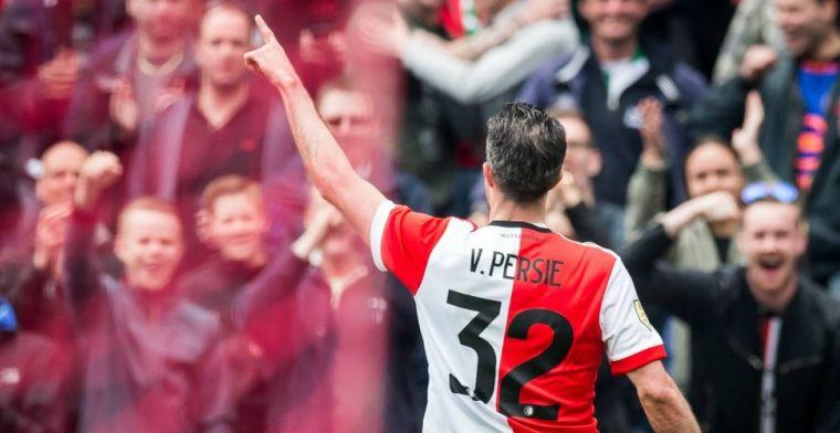 Toekomst Van Persie ongewis: Relaxed kijken wat Feyenoord wil en wat ik wil