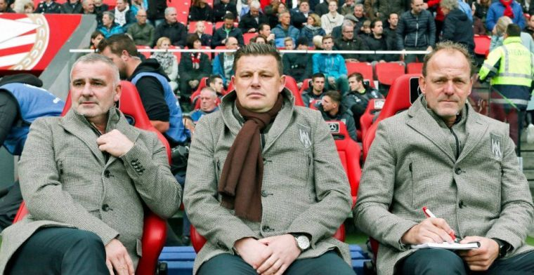 Stegeman-assistent Alflen vindt baan als hoofdtrainer: 'Weer op eigen benen staan'