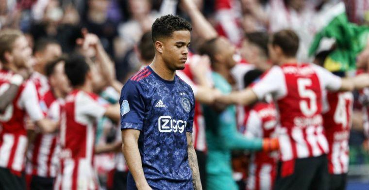 'Die arrogantie kan ik nooit plaatsen, Ajax heeft al jaren niet de beste spelers'