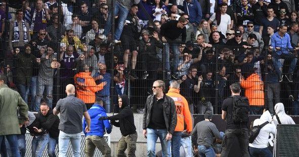 'De Wever kondigt drastische maatregelen aan voor Antwerpse derby op het Kiel'
