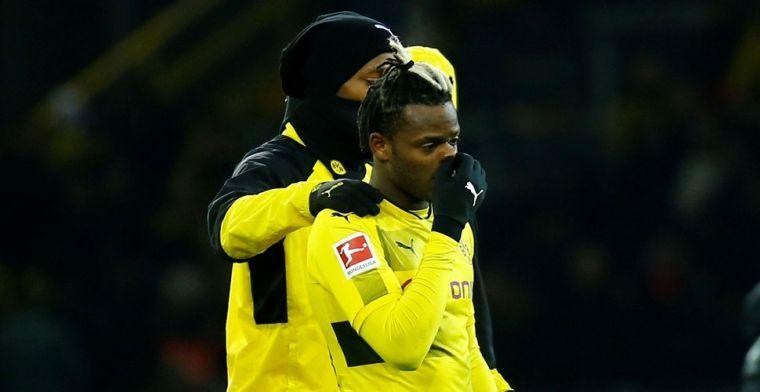 'Dortmund-coach komt met verontrustend nieuws over Batshuayi'