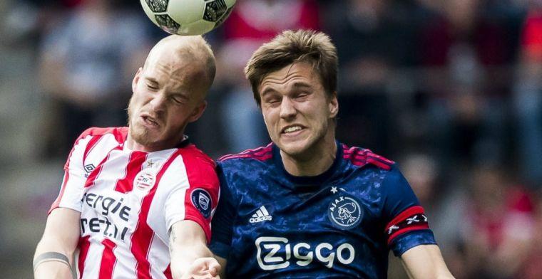 Veltman erkent 'heftige' situatie bij Ajax-bus: Ja, het was zeker intimiderend