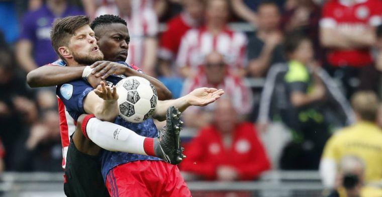 Basisklant van PSV wil blijven: 'Iedereen is eerlijk. We zullen zien in de zomer'