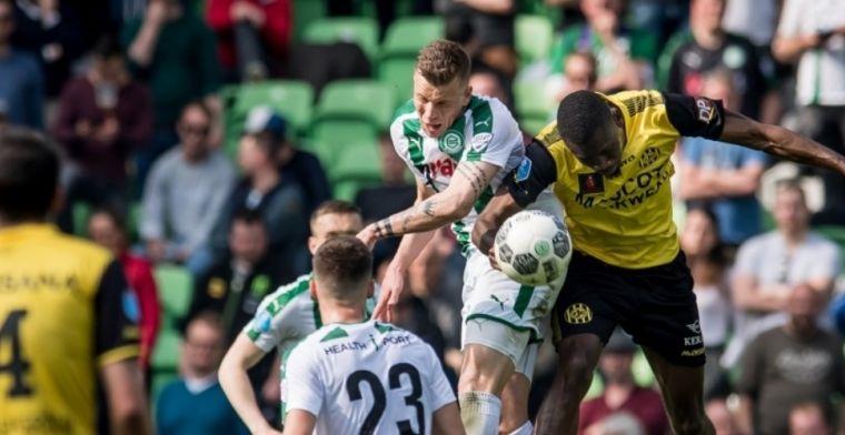 FC Groningen-exit hangt in de lucht: Het wordt waarschijnlijk de Bundesliga