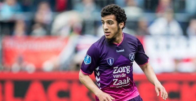 Weggestuurde Ayoub mocht terugkeren bij Ajax: Toen zei ik Aya youpi