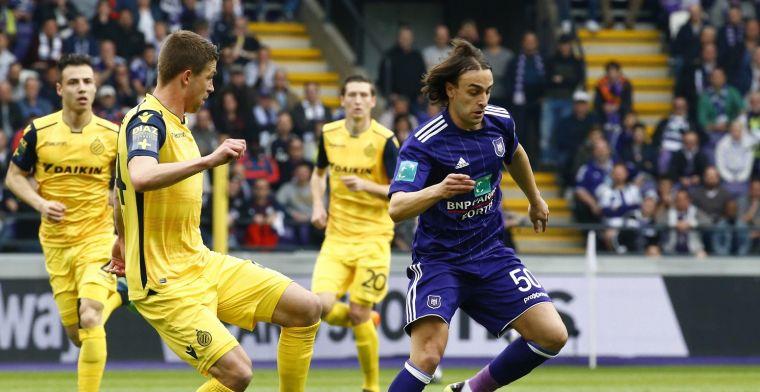 Club Brugge-speler ontstemd: Waren precies FIFA aan het spelen