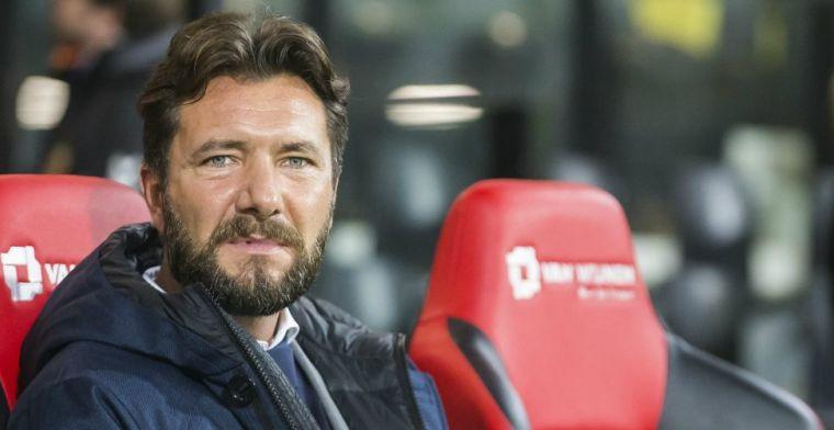 Feyenoord stelt oud-spelers aan als trainers van zelfstandig beloftenteam