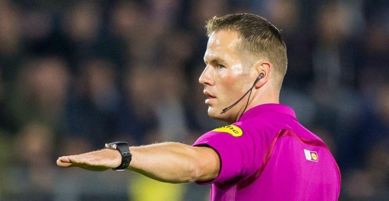 Tweede Nederlandse scheidsrechter krijgt goed nieuws en mag naar het WK