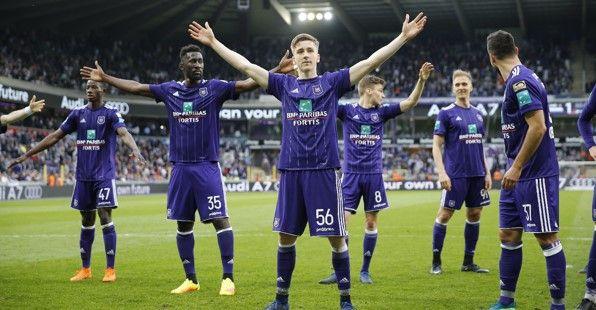 Anderlecht-jongeling schuwt grote woorden niet: Kampioen worden