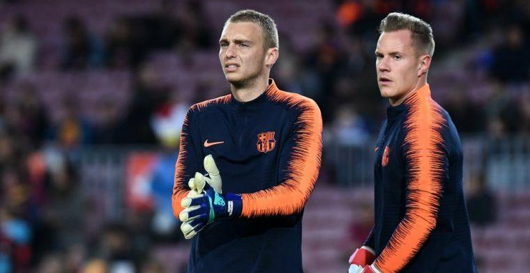 'Grote belangstelling voor Cillessen: drie Europese topclubs informeren bij Barça'