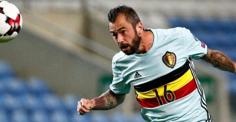 Defour lijkt Standard helemaal vergeten: Ik steun Anderlecht nu