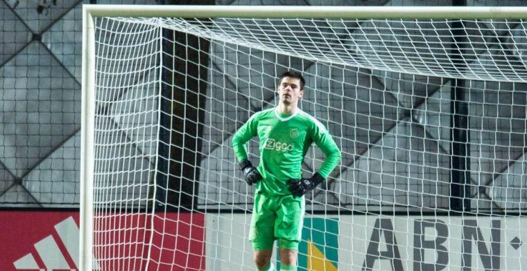 'Ajax is één van de grootste clubs in Europa, wist dat ik kansen zou krijgen'