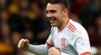 Imagen: VÍDEO | Iago Aspas empata el partido con la mano