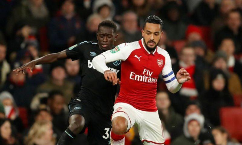 Afbeelding: 'Ajax laat oog vallen op 'technische middenvelder' van West Ham United'