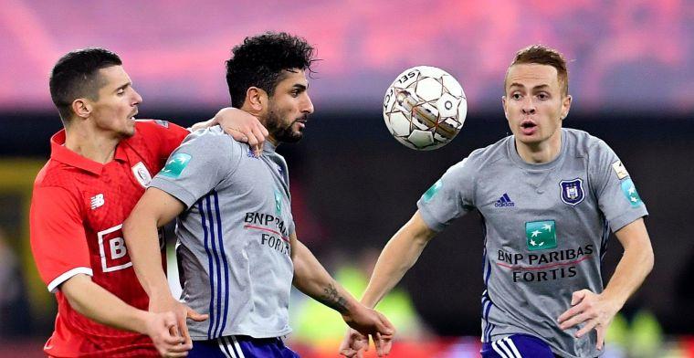 OPSTELLING: Sa Pinto kiest voor ervaring, geen Markovic bij Anderlecht