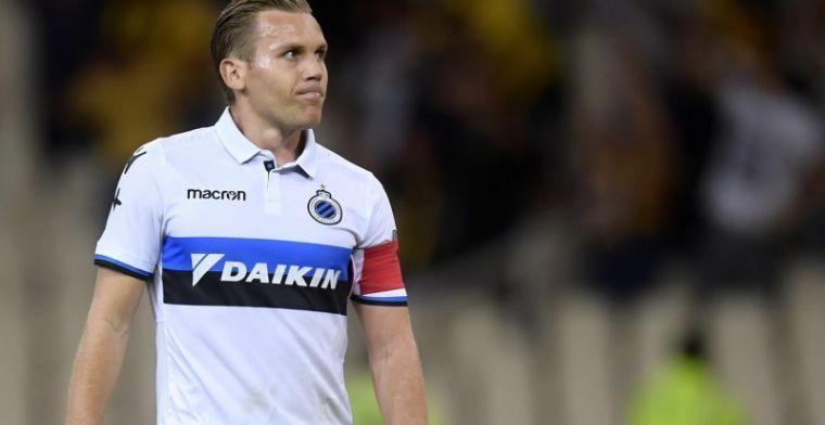 OFFICIEEL: Club Brugge gaat langer in zee met belangrijke partner