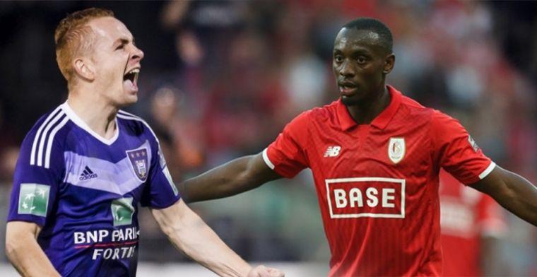 Spektakel in Standard - Anderlecht verhoogd naar 12(!) keer je inzet!