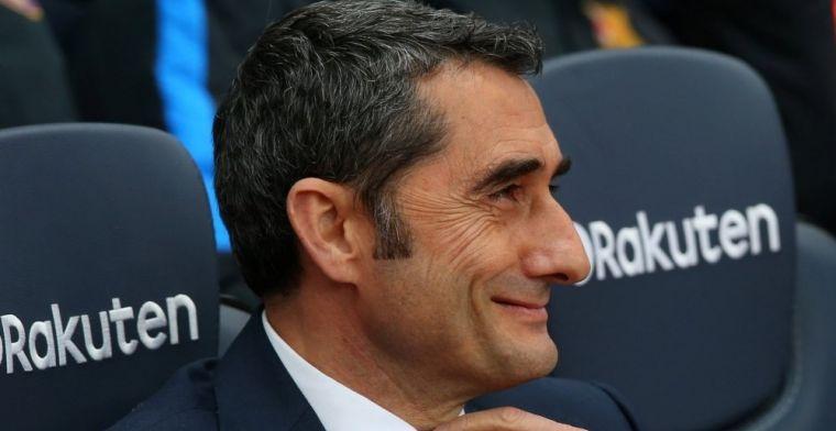 Valverde: Era el momento de asumir riesgos con las rotaciones