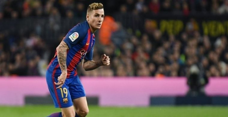 El plan que el F.C. Barcelona tiene pensado para Lucas Digne
