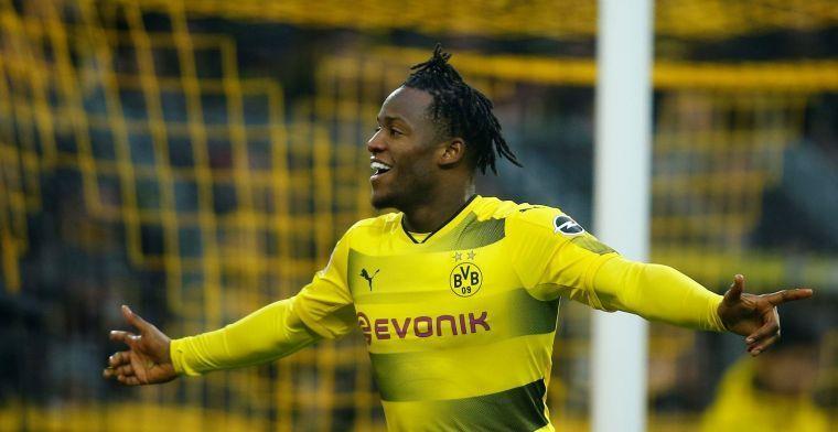 'Blessure Batshuayi wijzigt plannen niet: Dortmund wil met Chelsea rond de tafel'