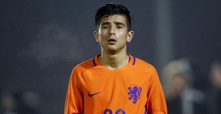 'Manchester United en Juventus azen op supertalent (14) van Ajax'