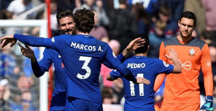 El español del Chelsea, sancionado por conducta violenta