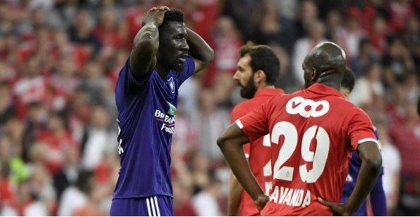 Anderlecht-speler krijgt volle laag na wanprestatie: De slechtste ooit