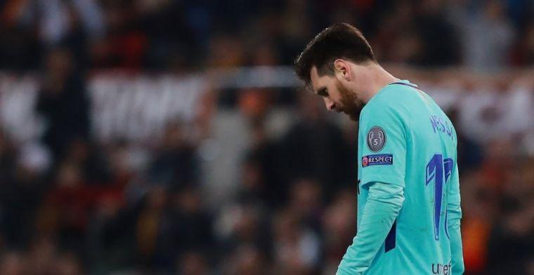 'Interne onrust bij Barça na enorm fiasco: spelers bekritiseren trainer Valverde'
