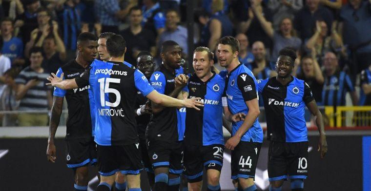 Club Brugge-speler maakt grote indruk: 'Wereldklasse, een pure diamant'