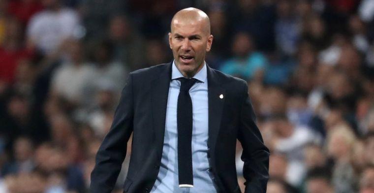 Zidane: El partido frente al Bayern está en la mente de todos los jugadores