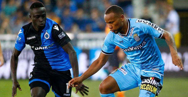 Club Brugge evenaart record van Anderlecht tijdens Play-Off 1