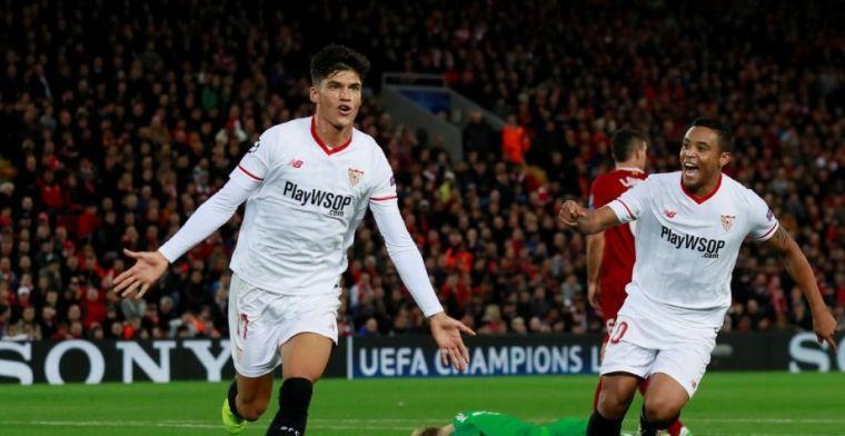 COPA DEL REY l Dudas en Sevilla por el estado de forma de uno de sus delanteros
