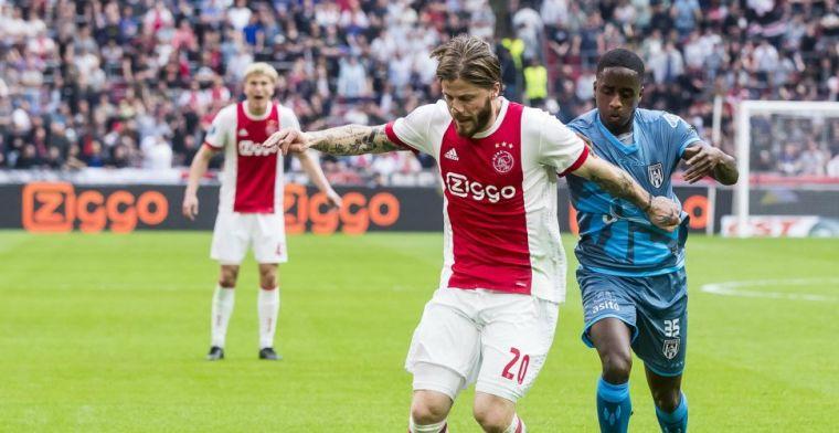 'Veel mensen zeiden: Ten Hag gaat aan jou voorbij als aanvoerder van Ajax'