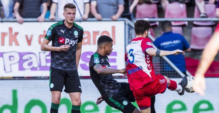 FC Utrecht geeft voorsprong uit handen op zomeravond in de Galgenwaard