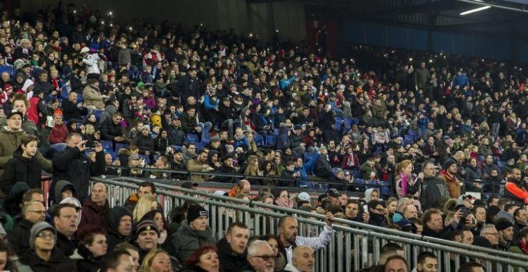 Feyenoord grijpt in na nieuwe boete en vreest voor wedstrijd zonder publiek