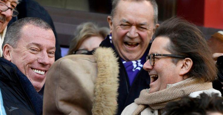 Coucke heeft grootse plannen met Anderlecht: 'Naar de Europese subtop