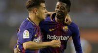 Imagen: Coutinho reconoce que trabaja cada día para mejorar sus números con el Barça