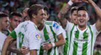 Imagen: OFICIAL | Confirmados los onces del Betis - Las Palmas