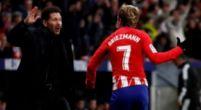 Imagen: OFICIAL | Sorpresas en el once de Simeone para enfrentarse a la Real Sociedad