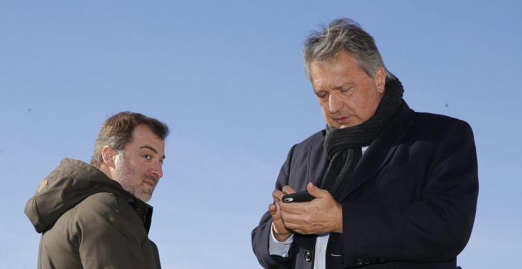 'Van Holsbeeck gespot bij Belgische eersteklasser, nieuwe uitdaging op til?'