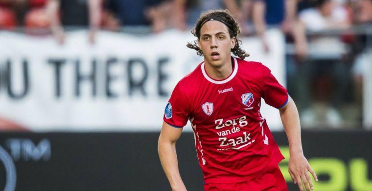 Onvrede bij FC Utrecht: Ik moet volgend jaar gaan spelen, honderd procent