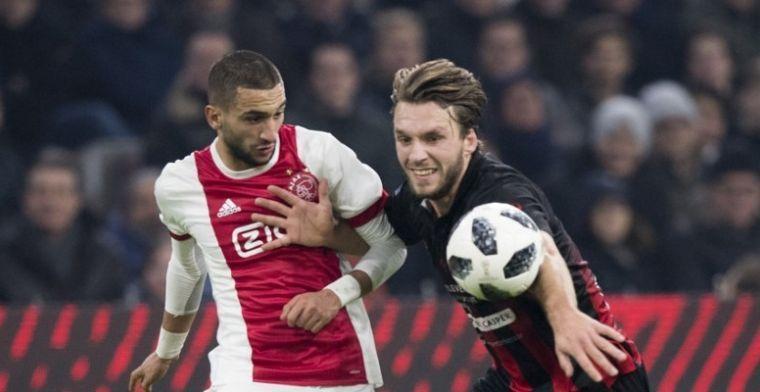 Volgende Excelsior-speler vertrekt naar België: 'Welkom op de Freethiel, Milan!'
