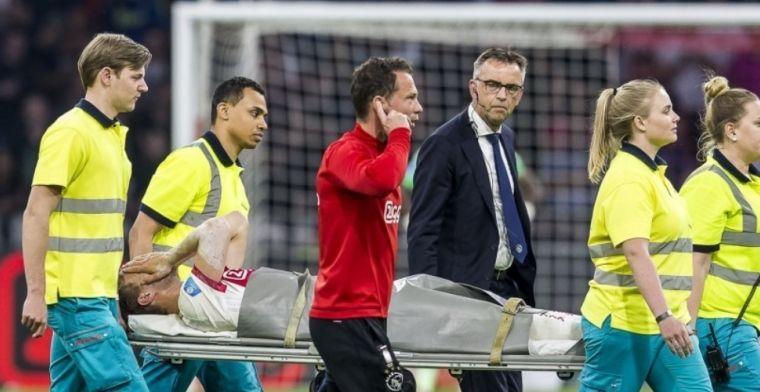 Ajax komt met bevestiging: streep door seizoen en voorbereiding Veltman